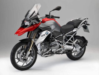rental BMW R 1200 GS LC