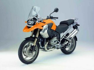 rental BMW R 1200 GS
