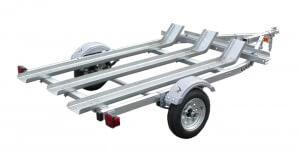 rental motorcycle trailer