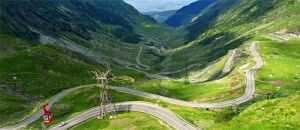 motorcycle tour romania