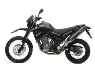 motorcycle rental YAMAHA XT 660R