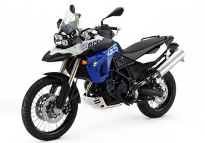 rental BMW F800 GS