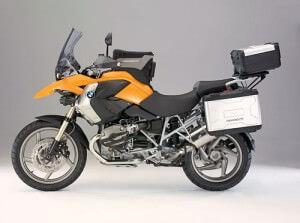 rental BMW r1200gs