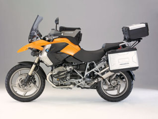 rental BMW r1200gs