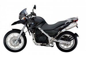 rental BMW GF650GS