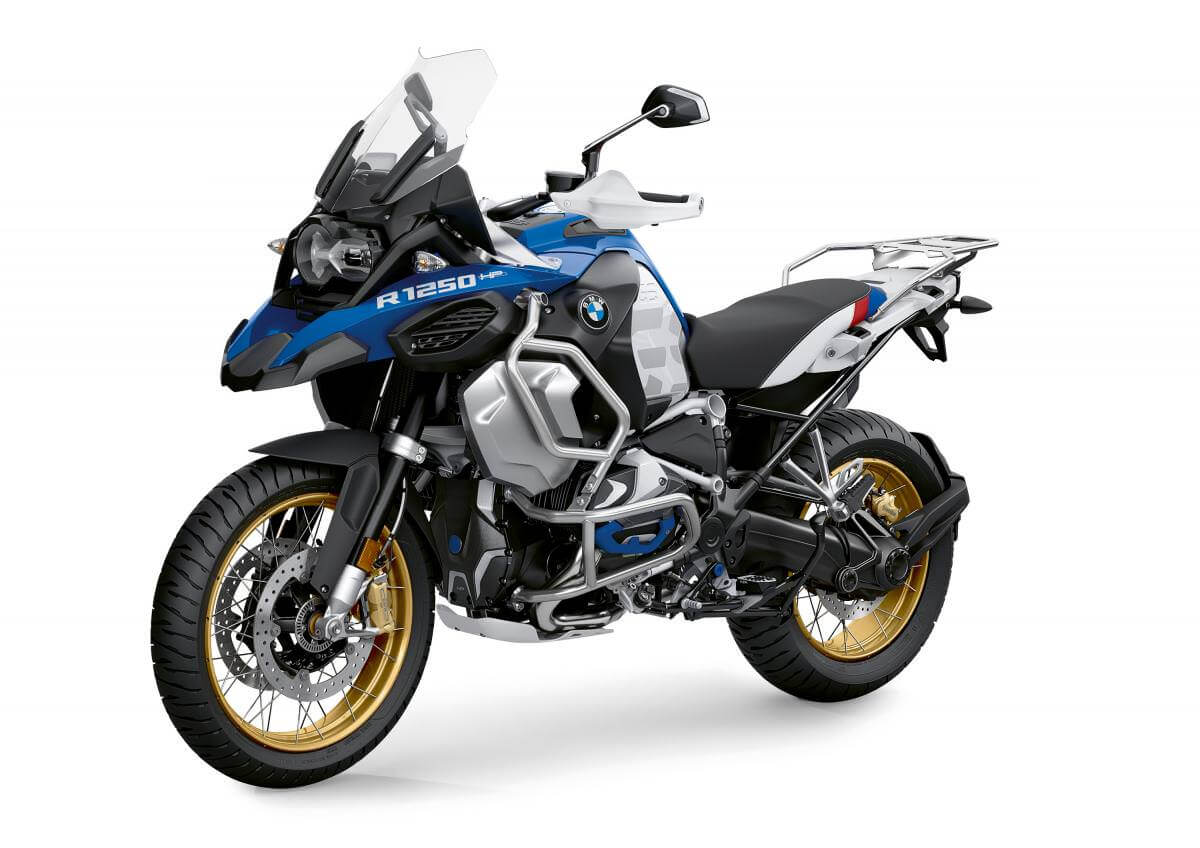motorcycle rental BMW R1250GS