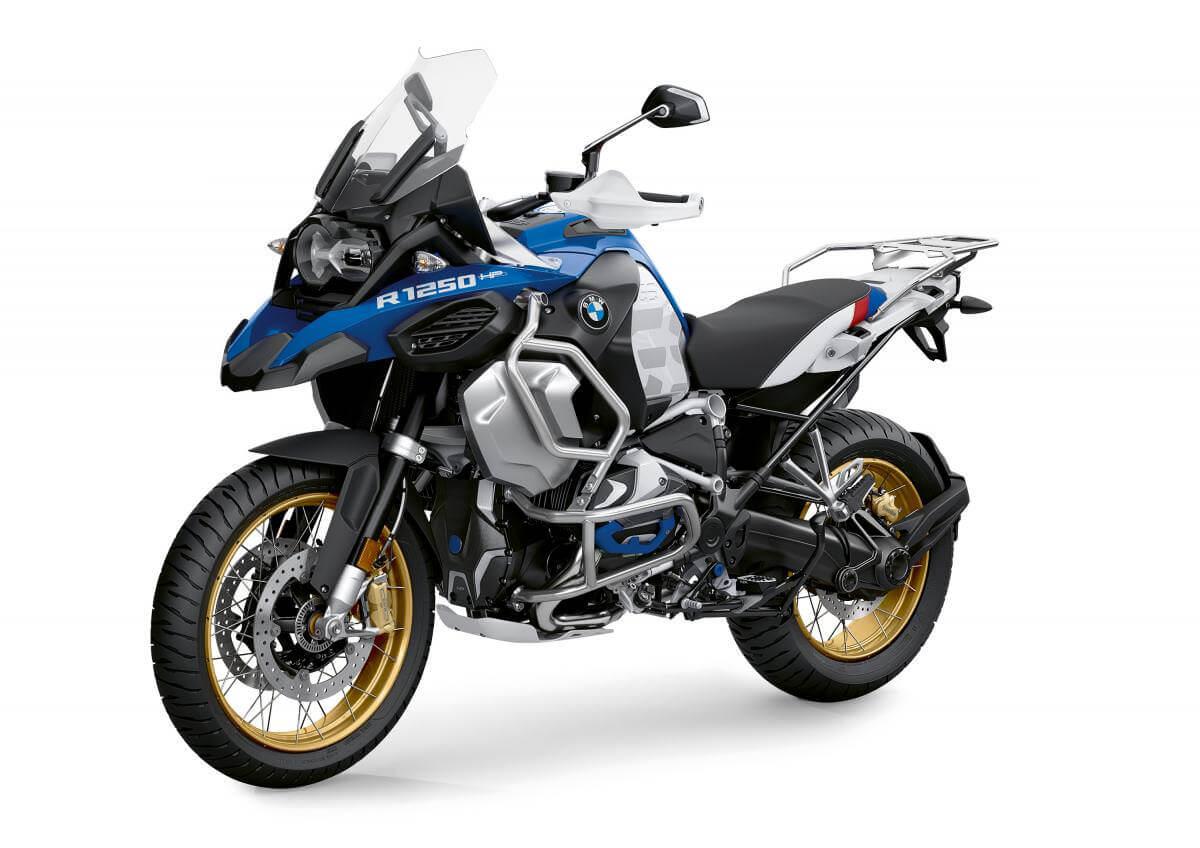 motorcycle rental BMW R1250GS